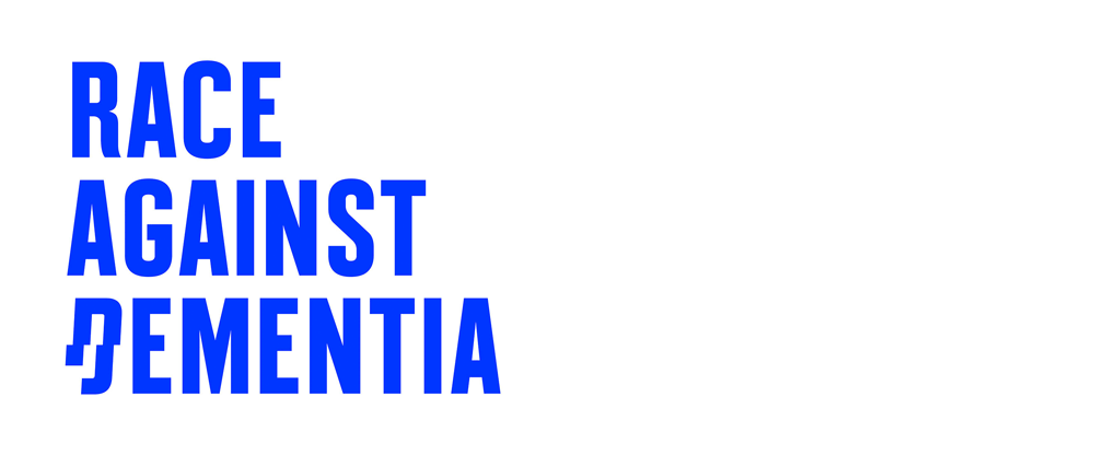 Logo Race Against Dementia