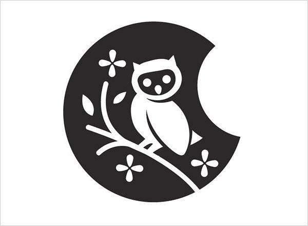 Sjabloon logo uil